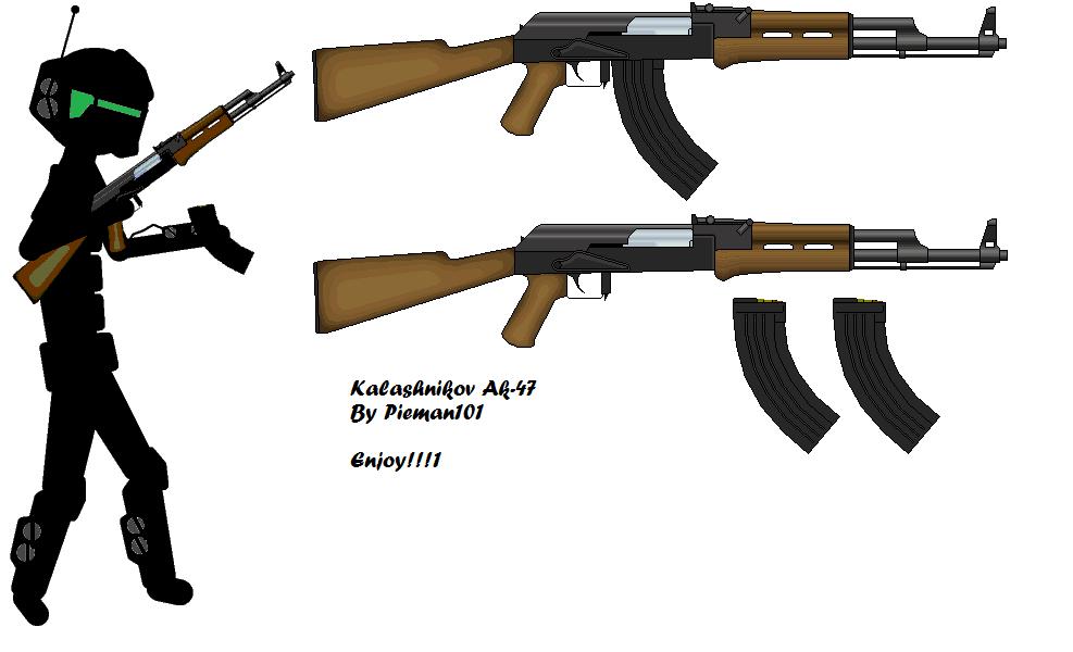 arme pour pivot stickfigure animator